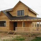 Новый дом с участком под материнский капитал