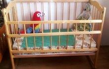 Кроватка для младенца   манеж