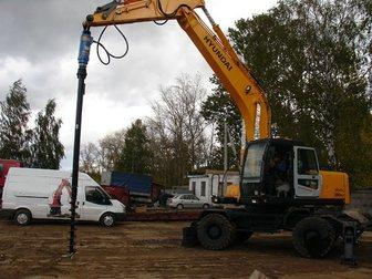Свежее изображение Навесное оборудование Буровое оборудование DRD-20 (Англия) на экскаваторы массой 11-45 тонн 32476411 в Челябинске
