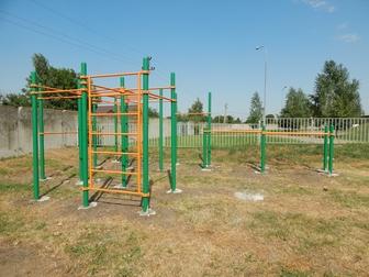 Просмотреть изображение  Хомуты и спортивное оборудование для воркаута, детские площадки 38422892 в Иваново