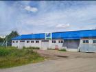Сдам неутеплённыйсклад 860 м.кв. в г. Ивантеевка, 14 км. о