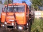 Фотография в   Лесовоз КамаЗ 43118 с гидроманипулятором в Ижевске 2950000