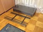 Изображение в   Продам удобный мобильный мангал столик с в Ижевске 2500