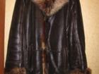 Изображение в   Продается мужская зимняя кожаная куртка на в Ижевске 15000