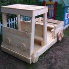 Малые архитектурные формы для детских площадок