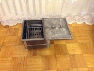 Коптильня продам Продам коптильню из металла 2 мм , дно 4 мм усилено уголком , 2