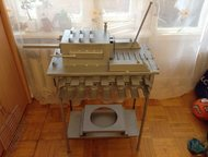 Мангал стол продам мангал стол с крышкой на шарнирах в открытом положении получа