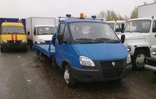 Переоборудование ( переделка ) ГАЗ 3309 Газели Валдая в эвакуатор