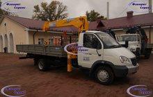 Продаю ГАЗ 33106 с КМУ Soosan 334 (5, 2м)