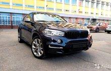 BMW X6 3.0AT, 2016, внедорожник