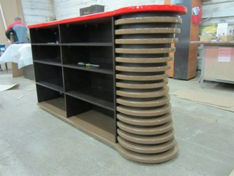 Свежее фото Мебель для прихожей Офисная мебель, торговое оборудование на заказ по ценам 2014 года, 32667346 в Ижевске
