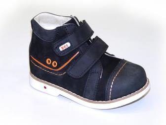 Смотреть фото Детская обувь Детская ортопедическая и профилактическая обувь BOS 38760528 в Ижевске
