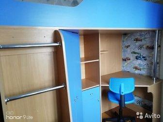 В хорошем состоянии, цена без матраса, спальное место 200*77Состояние: Б/у в Ижевске