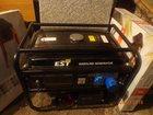 Foto в   Бензогенератор EST 8500 E, новый, мощность в Изобильном 30000