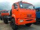 Смотреть foto  КАМАЗ 44108 53504 тягач вездеход без электроники 35869793 в Якутске