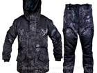 Смотреть изображение Мужская одежда Демисезонный Костюм Горка 7 ПИЛИГРИМ Рип-стоп Питон черный 68863465 в Якутске