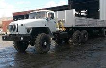 Продаю А/м Урал 44202 ceдельный тягач
