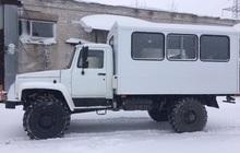 Вахтовый автобус ГАЗ 33081