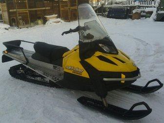 Скачать бесплатно foto Охота Снегоход SKI-DOO TUNDRA LT 550 32313318 в Якутске