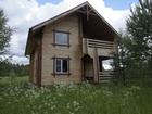 Свежее изображение Загородные дома Новый двухэтажный дом в тихом живописном месте, на самом берегу реки 38003713 в Угличе