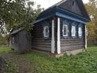 Свежее фото  Бревенчатый дом на фундаменте в тихой деревне, с хорошим подъездом, 220 км от МКАД 38725417 в Москве