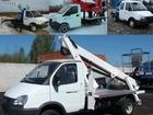 Просмотреть изображение  Продажа автовышка Газель, Газель фермер АГП 12м 38958416 в Ярославле