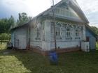Скачать бесплатно изображение  Бревенчатый дом с баней, в тихой деревне рядом с лесом 67700797 в Угличе