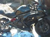 Продам мото Kawasaki EX650E, 2012года выпуска, отличное состояние. В ДТП не учас