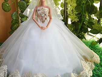 Увидеть фотографию  продаю фарфоровую куклу 32923371 в Ярославле
