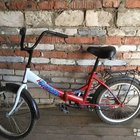 Коляска, 2 велосипеда, качели, санки