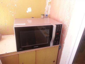 Уникальное фотографию Плиты, духовки, панели Продам Микроволновую печь Samsung CE1185GBR 33210118 в Электростали