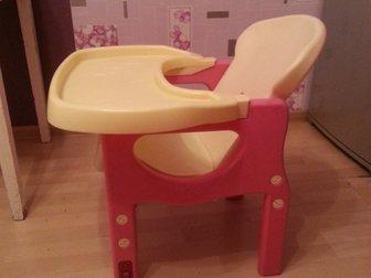 Свежее foto Детская мебель Стульчик для кормления 33244519 в Электростали