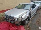 Mercedes-Benz CLK-класс 2.0AT, 1999, битый, 200000км