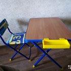 Комплект детский стол и стульчик