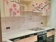 Кухонные мебельные наборы разных габаритов и конфигураций Материал: МДФ в ПВХ пл