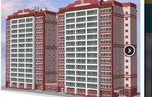 Предлагаем купить 2-х комнатную квартиру площадью 61, 8 м178