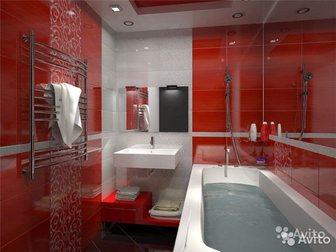 Уникальное фото  Укладка кафеля Ремонт в ванной Отделка пластиком 32787538 в Энгельсе