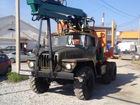 Свежее foto Лесовоз (сортиментовоз) В продаже Урал Лесовоз в составе с гидроманипулятором 37534818 в Йошкар-Оле