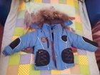 Фото в Для детей Детская одежда Продам зимний комбинезон на мальчика, размер в Юрге 2000