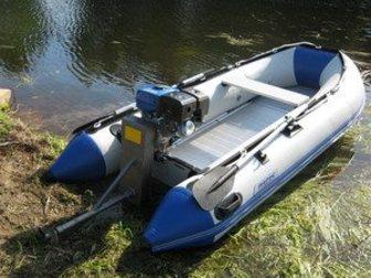 Увидеть изображение Мото Подвесные лодочные моторы болотоходы Аллигатор 34035049 в Южно-Сахалинске