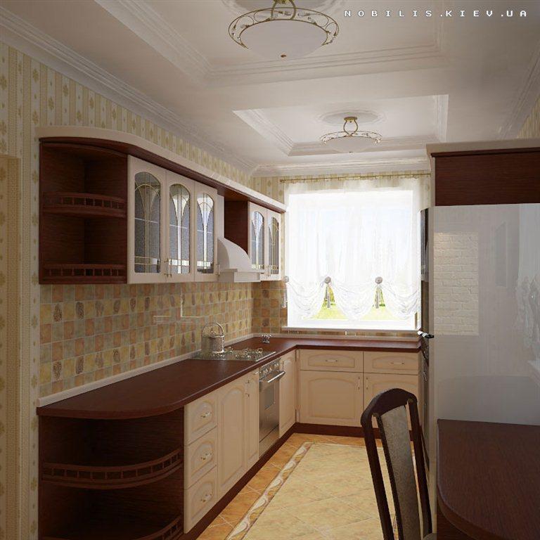 Ремонт кухни фото своими руками в частном доме