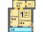 Жилой комплекс «Дадаевский» расположен на улице ст. Дадаева