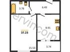 Предлагаем однокомнатную квартиру по ул.Свердлова во 2 доме