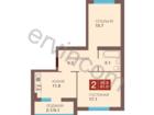 Предлагаем двухкомнатную квартиру в Ленинградском районе на