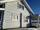 Увидеть foto Загородные дома Устиново, Коттедж 195 кв, м, с участком 34,4 сотки на 1-й линии Нерли 63969700 в Калязине
