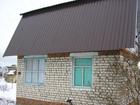 Продается дача СНТ Путеец. Недостроенный кирпичный дом, крыш