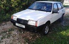ВАЗ 21099 1.5МТ, 1999, седан