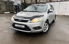 Ford Focus 1.6МТ, 2008, седан