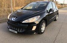 Peugeot 308 1.6AT, 2009, 100000км