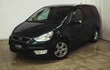 Ford Galaxy 1.8МТ, 2007, 281549км